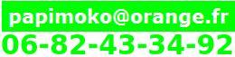 adresse courriel MoKo